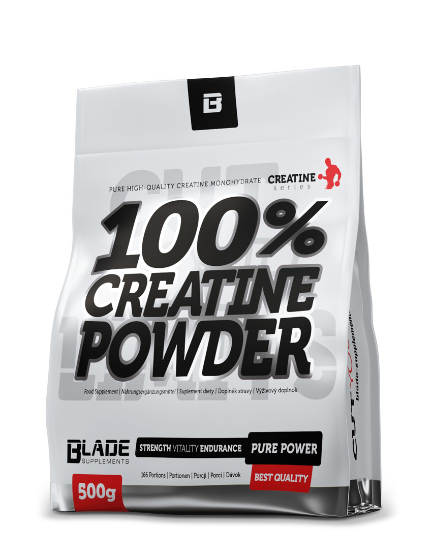 BS 100% CREATINE POWDER 500g