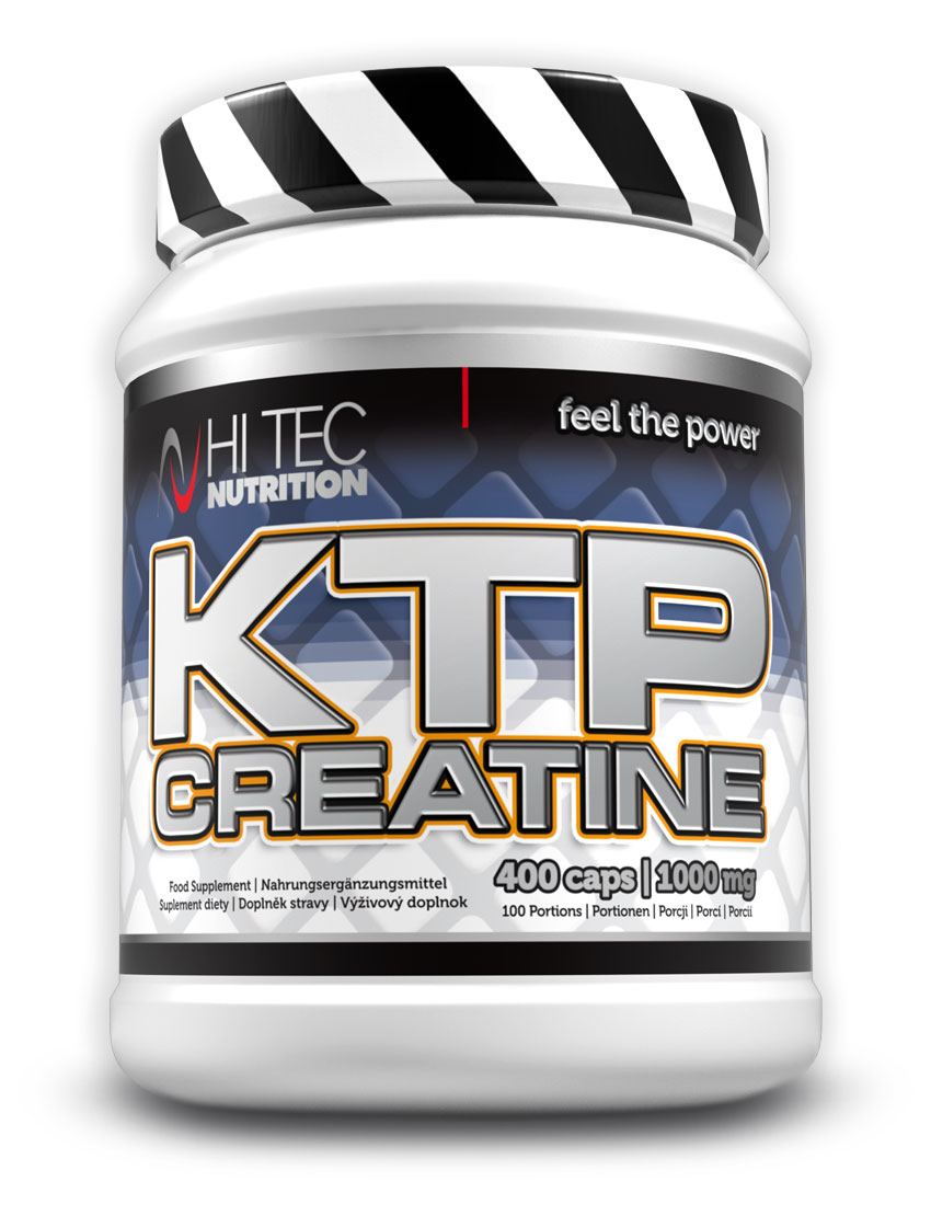KTP CREATINE 400 kaps/1000 mg