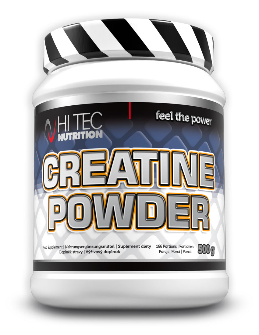CREATINE POWDER-500g