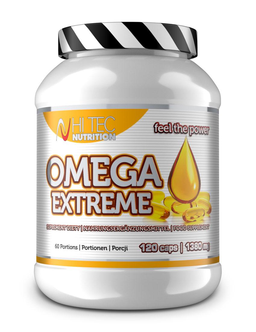 OMEGA EXTREME 120 kaps/1380 mg