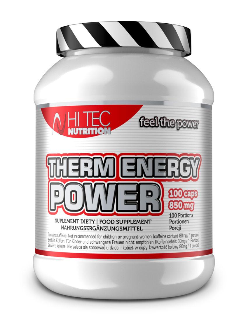 THERM ENERGY POWER 100 kaps/ 850mg