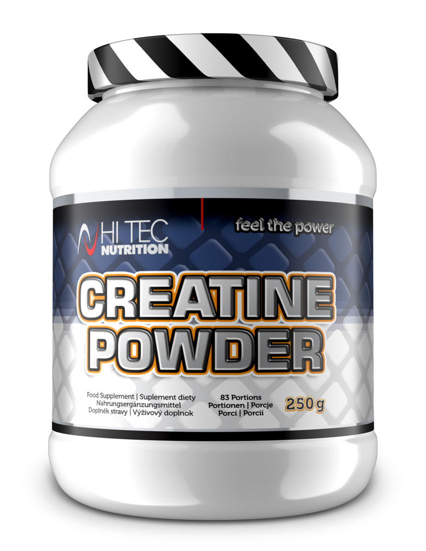 CREATINE POWDER-250g